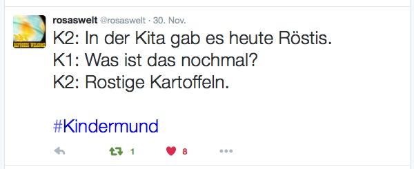 Rosaswelt